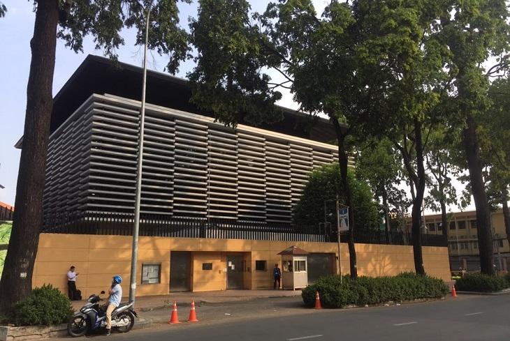 Đại sứ quán Nhật Bản tại Thành phố Hồ Chí Minh Thành phố Hồ Chí Minh