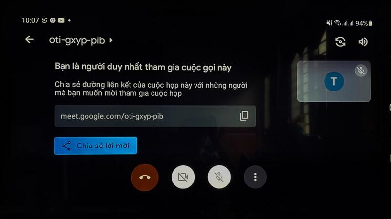 Cách kết nối điện thoại với tivi để học online