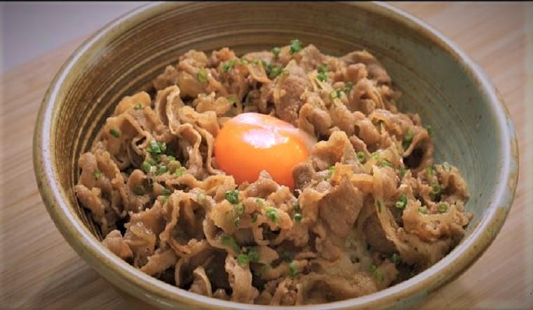 Hướng dẫn làm cơm thịt bò thơm ngon chuẩn vị Nhật