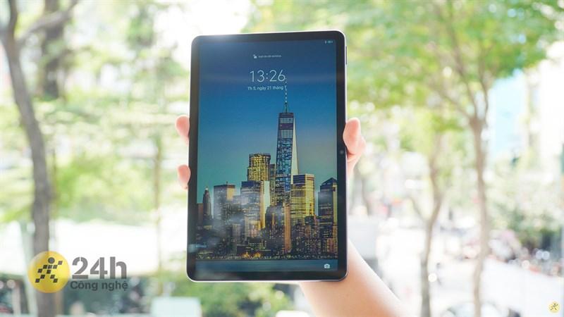 Hệ điều hành HarmonyOS 2.0 trên Huawei MatePad 11 có nhiều điểm thú vị.