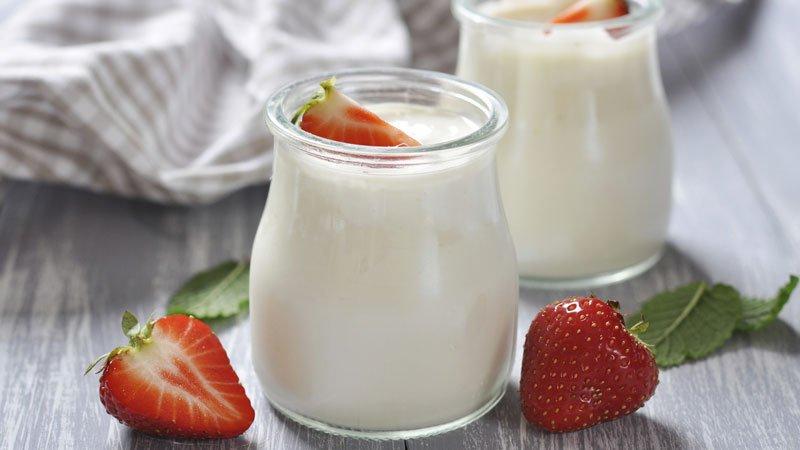 Sữa chua là nguồn thực phẩm dồi dào vitamin B5