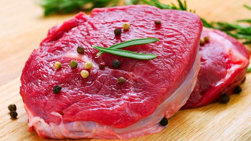 Thịt bò là thực phẩm giàu vitamin B5