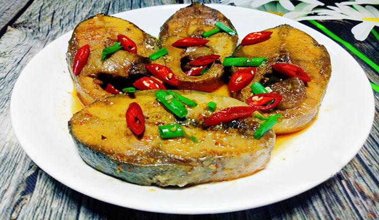Cách làm cá cam kho dừa không tanh đậm đà ngon cơm