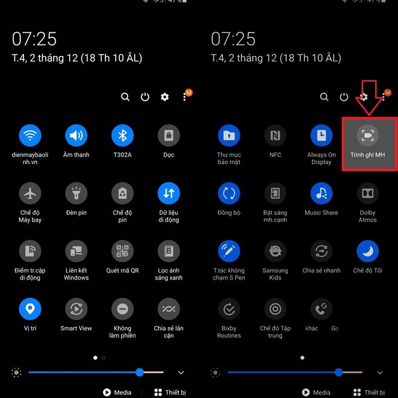Cách ghi lại bài học gặp gỡ trên Google trên điện thoại Android