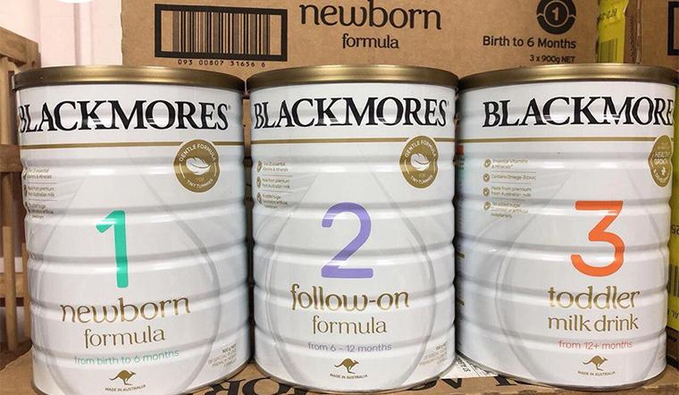 Sữa Blackmores có tốt không? Đánh giá các loại sữa Blackmores số 1, 2, 3