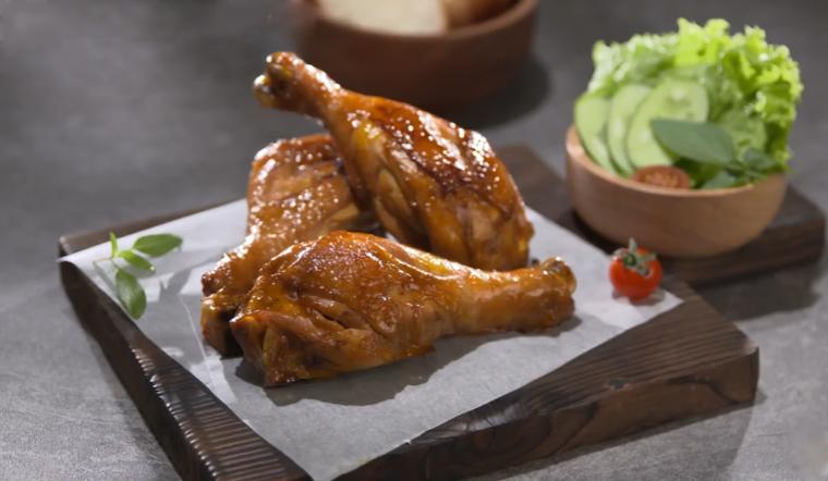 Cách làm gà rim ngũ vị thơm ngon mê ly ăn vào là ghiền