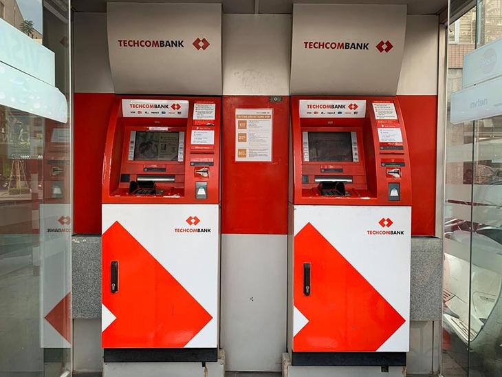 Ghi chú về bảng sao kê ngân hàng tại máy ATM