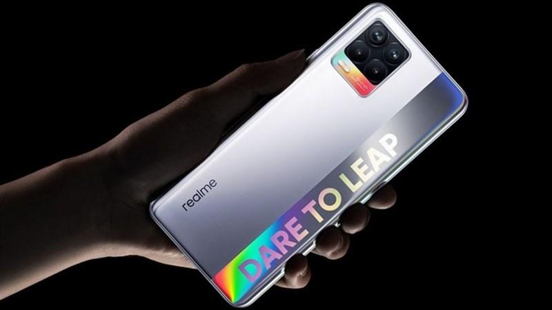 Một chiếc điện thoại Realme bí ẩn đạt chứng nhận TENAA