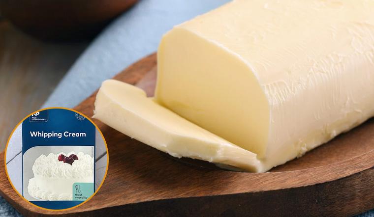 Tự làm bơ thơm ngon, béo mịn đơn giản tại nhà chỉ với whipping cream