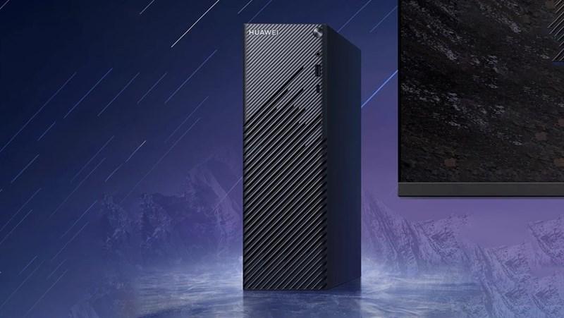 Máy tính để bàn Huawei MateStation S ra mắt