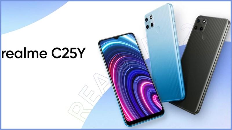 Realme C25Y được xác nhận ngày ra mắt: Thiết kế trẻ trung với hai phiên bản màu sắc, camera chính 50MP và...