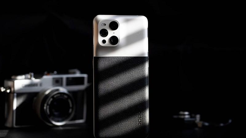 OPPO Find X3 Pro Photographer Edition với mặt lưng phủ da độc đáo vừa được ấn định ngày ra mắt