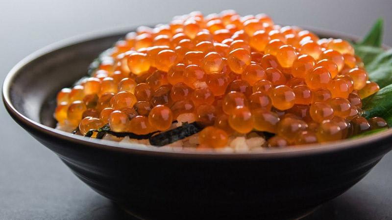 Trứng cá đem lại rất nhiều giá trị dinh dưỡng, trong đó có vitamin B2