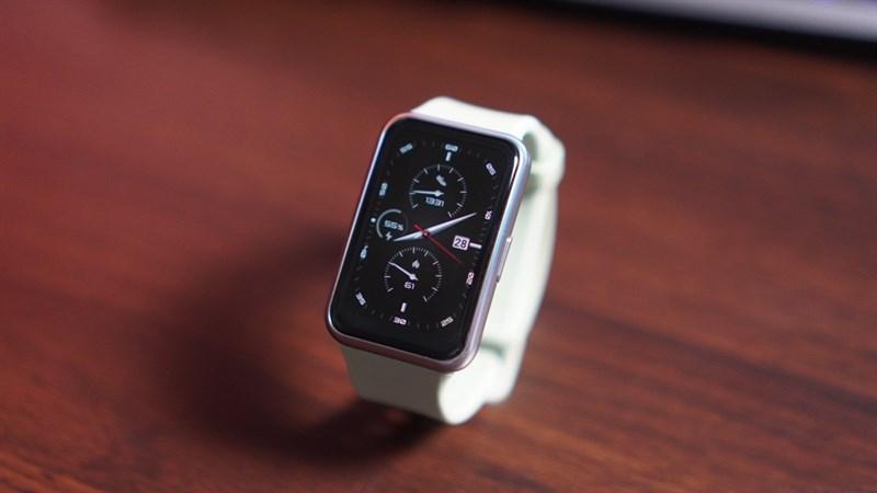 Huawei Watch D với tính năng theo dõi huyết áp có thể sớm ra mắt