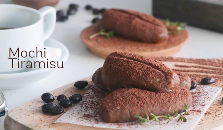 Hướng dẫn cách làm bánh Mochi Tiramisu ngon đơn giản tại nhà