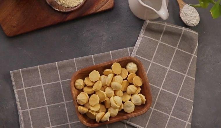 Cách làm bánh quy sữa chua thơm ngon giòn tan trong miệng