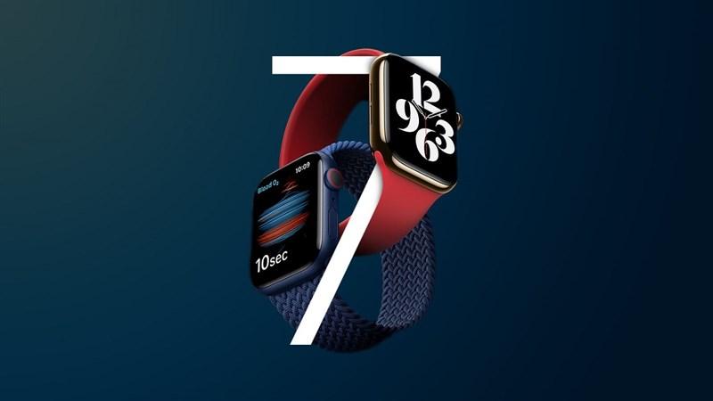 Đăng kí nhận thông tin Apple Watch S7