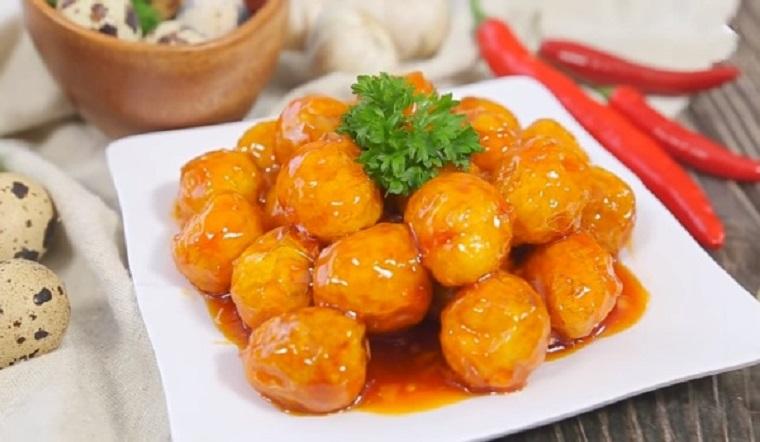 Hướng dẫn cách làm món trứng cút rim bơ tỏi thơm ngon lạ miệng cho mọi nhà