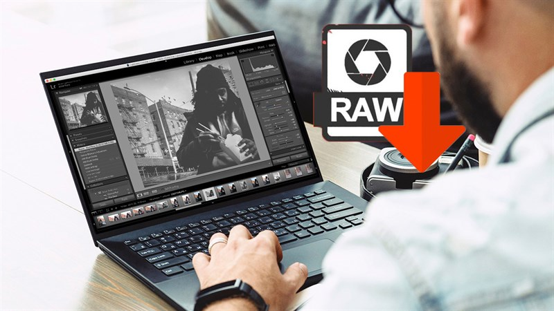 cách khắc phục lỗi Photoshop không mở được file RAW