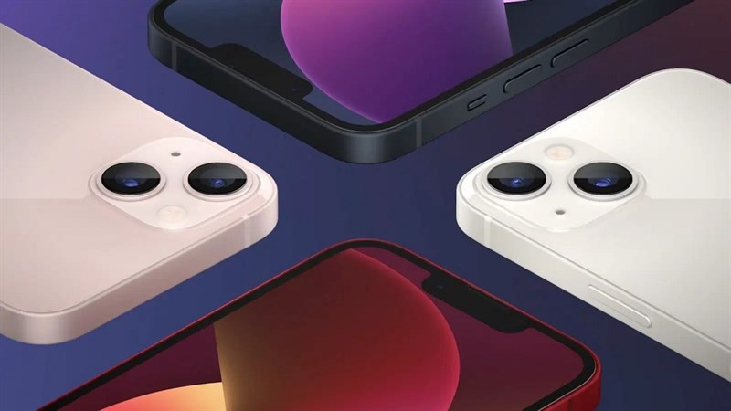 iPhone 13, iPhone 13 Pro mới ra mắt với chip mạnh mẽ, pin 'trâu hơn' nhưng có bộ nhớ RAM bao nhiêu?