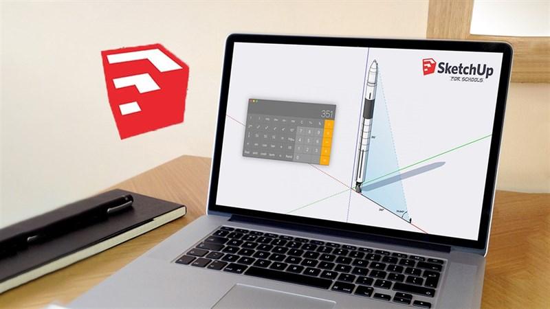 cách sửa lỗi không dùng được phím tắt trong SketchUp