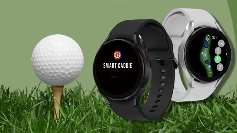 Galaxy Watch 4 Golf Edition