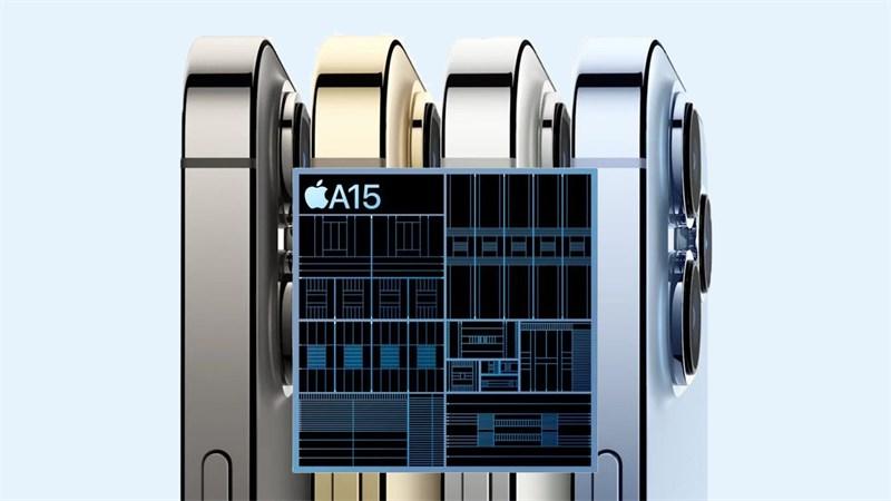 GPU của iPhone 13 Pro mạnh hơn đáng kể so với iPhone 12 Pro