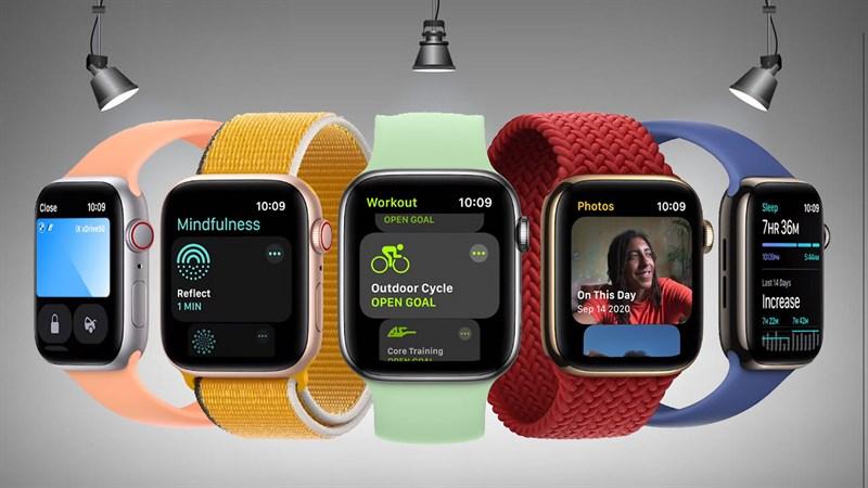 Có rất nhiều lựa chọn, bạn sẽ mua Apple Watch S7 phiên bản nào?