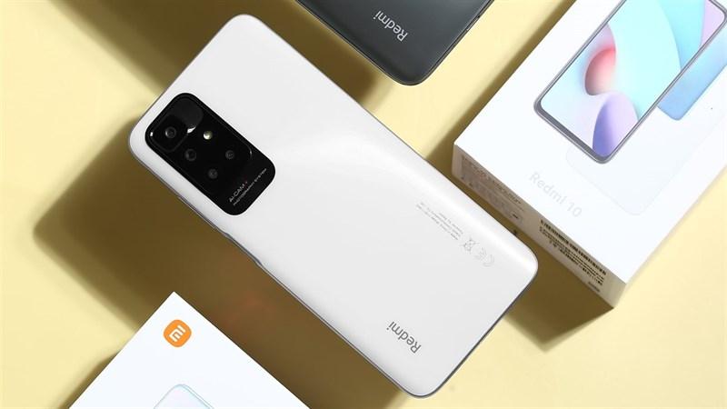 Đánh giá chi tiết Xiaomi Redmi 10.