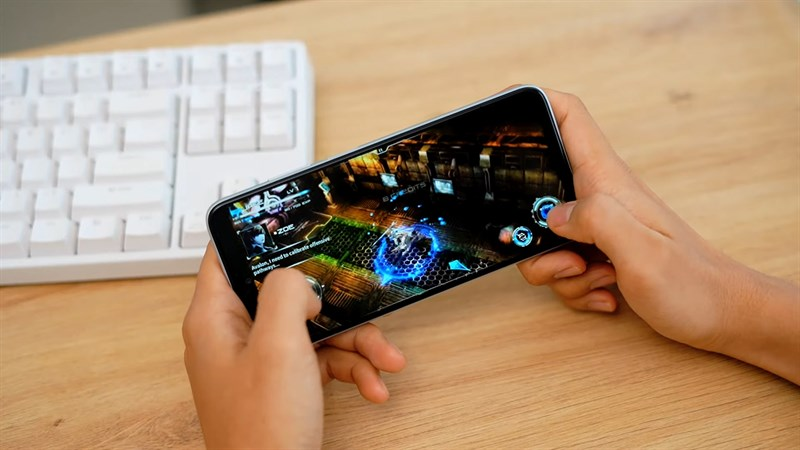 Liệu Xiaomi Redmi 10 có chiến game mượt mà hay không? Nguồn: GSMArena.