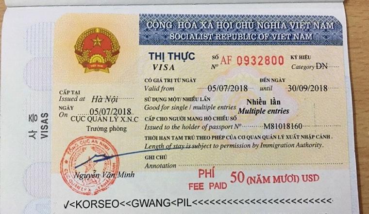 Thị Thực là gì ? Miễn thị thực visa như thế nào?