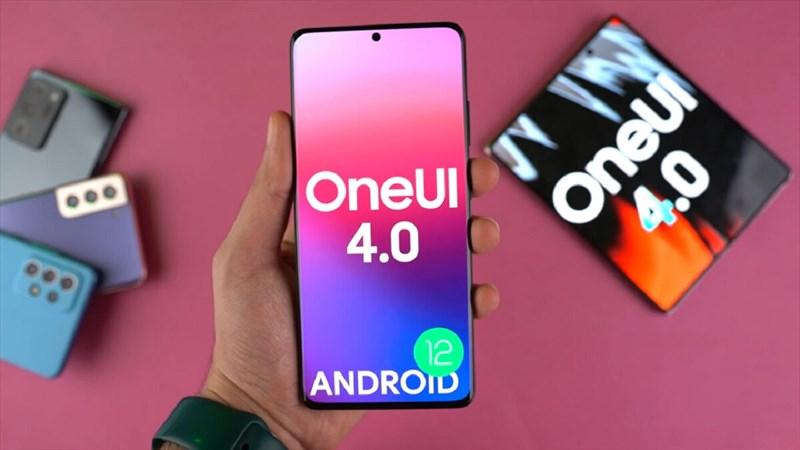 One UI 4.0: Đây là những gì Android 12 mang lại cho smartphone Samsung