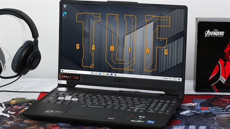 Laptop Asus TUF Gaming FX506HC (HN002T)