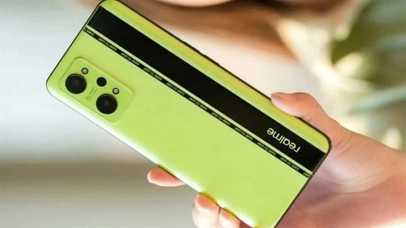 Giá Realme GT Neo2 5G rò rỉ trước khi ra mắt