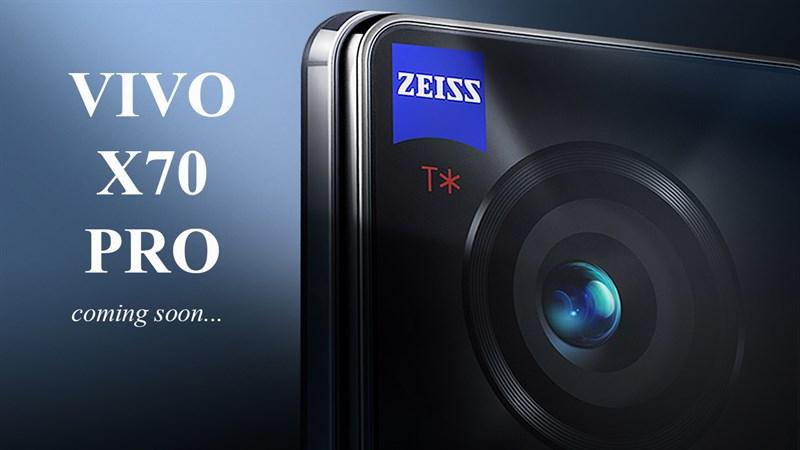 Đếm ngược sự kiện ra mắt Vivo X70 Pro ở Việt Nam, thiết bị có gì mới?