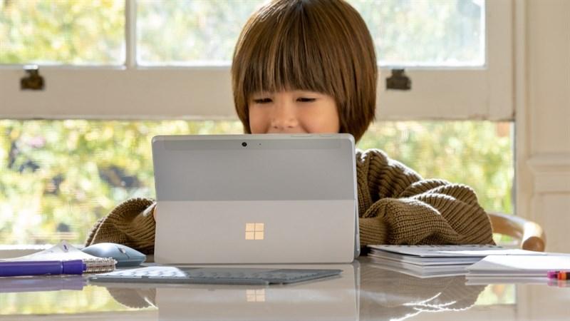 Surface Go 3 được cho là có thiết kế tương tự Surface Go 2