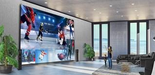 LG ra mắt TV kích thước khủng 325 inch Direct View LED, giá gần 40 tỷ