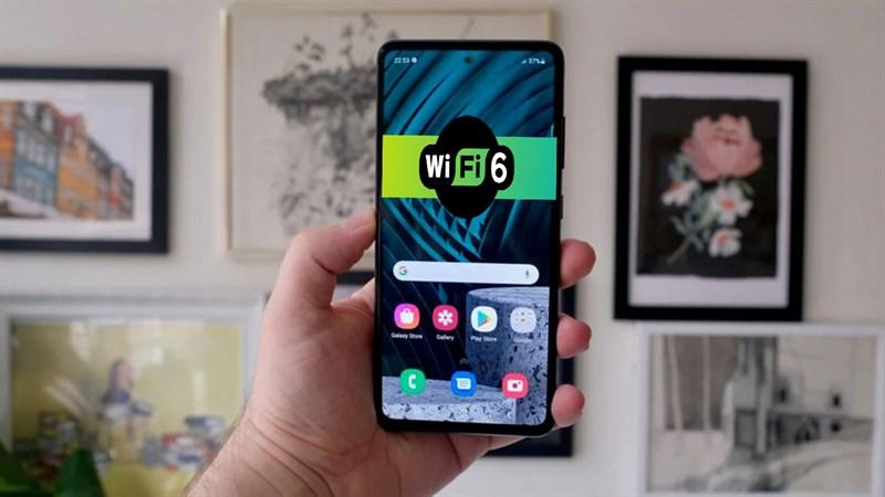 Galaxy A52s 5G là điện thoại rẻ nhất của Samsung có hỗ trợ Wi-Fi 6