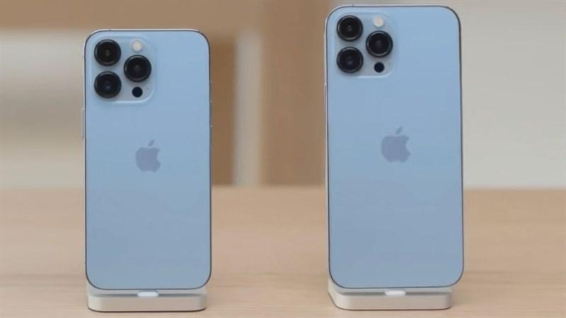 iPhone 13 series lộ ảnh thực tế với tất cả các màu, bạn thích mẫu nào?