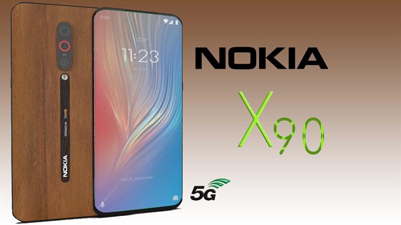 Cấu hình Nokia X90