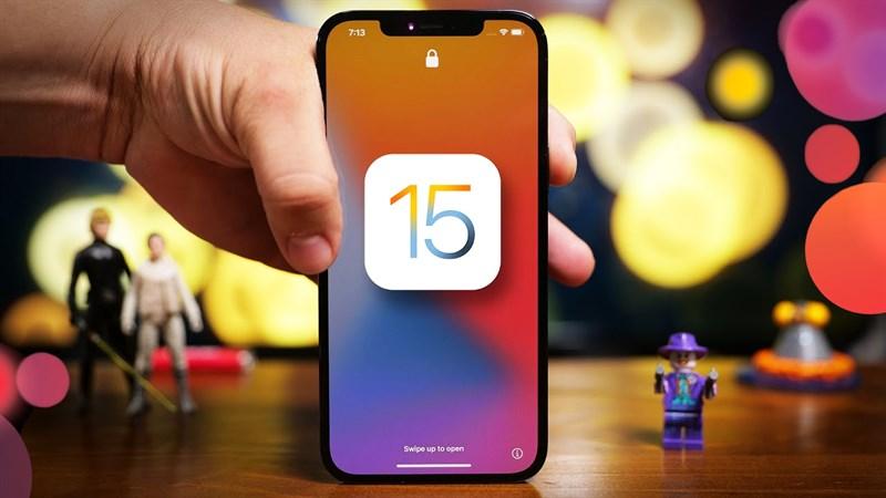 Cách cập nhật iOS 15 chính thức