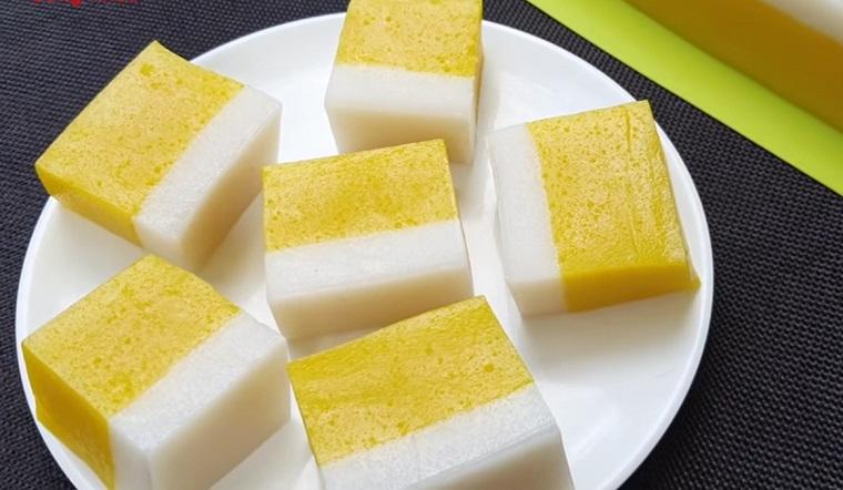 Học ngay cách làm bánh bí đỏ hấp thơm ngon bổ dưỡng dễ làm