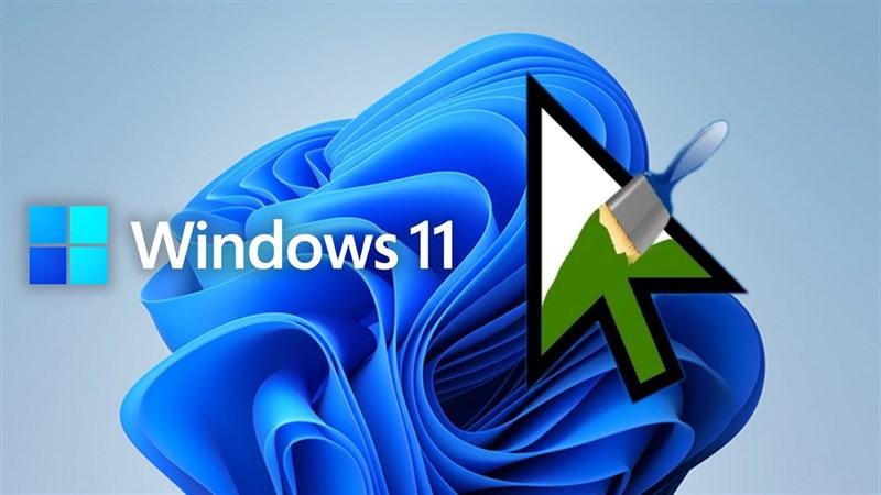cách tùy chỉnh con trỏ chuột trên máy tính windows 11