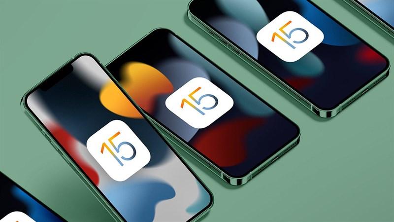iOS 15 và iPadOS 15 chính thức ra mắt