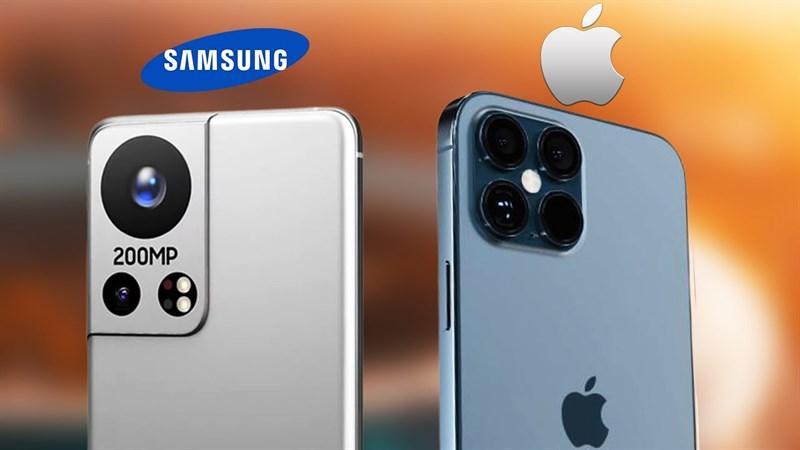 Lộ hình ảnh so sánh Samsung Galaxy S22 và iPhone 13, vào xem ngay!