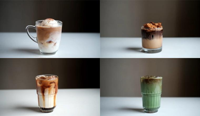 Tổng hợp 8 công thức pha Cafe phổ biến nhất tại Hàn Quốc