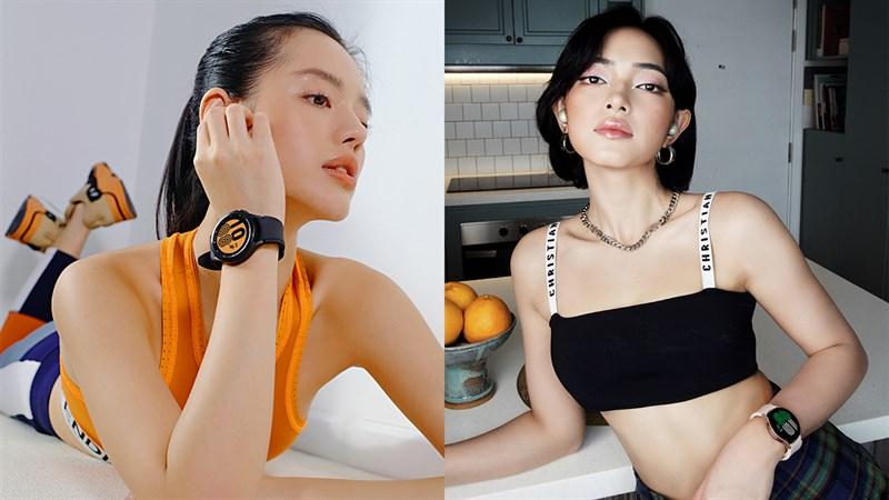 Galaxy Watch 4 Series - Sự lựa chọn của Châu Bùi và Khánh Linh
