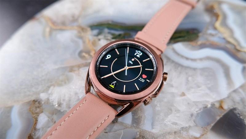 Sale to nửa giá Galaxy Watch 3 cũ rẻ hơn máy mới lên đến 69%, sắm ngay