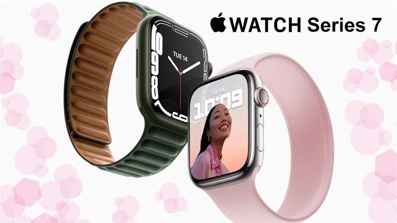 Cách cài mặt đồng hồ Apple Watch Series 7