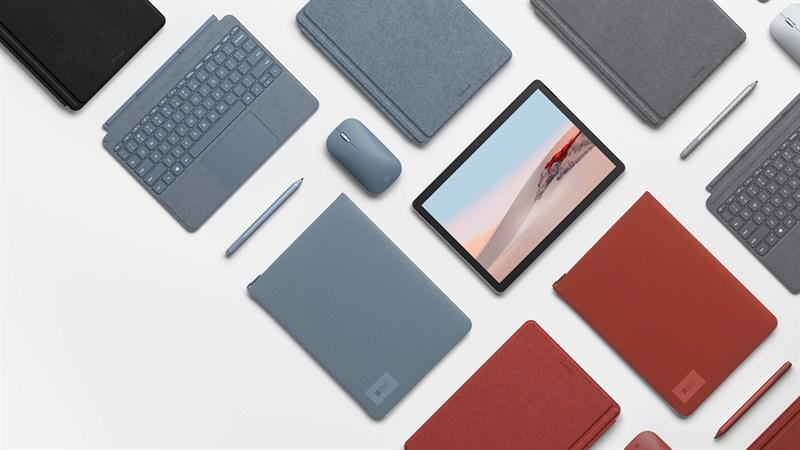 Surface Go 3 ra mắt với vi xử lý được cải tiến, pin lên đến 10 giờ